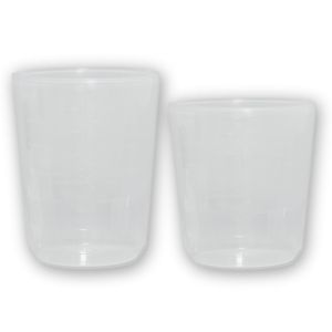 Conical measuring cup